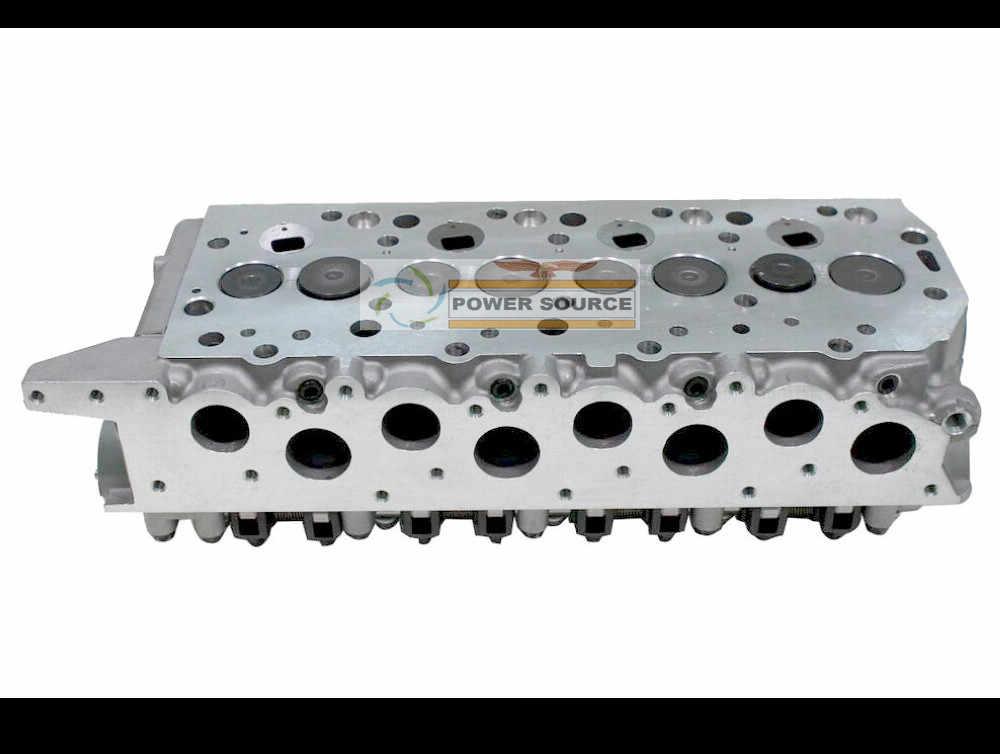 4D55 4D55T 4D56 4D56T MD185918 22100-42U00 assembléia cabeça de Cilindro Para Mitsubishi Montero Pajero Completo L300 94 Canter 2.5 TD-