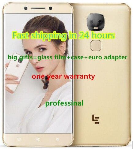 "Original Letv LeEco Le Pro 3 Dual AI X651 Le 3 Pro MTK X23 4G RAM 32G ROM AI Dual Back Cameras Phone 5.5"" Screen 4000mAh Phone"