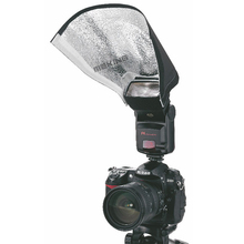 Meking Photo studio 3in1 Flash Accessory Combo strap bounce card snoot Speedlite Light barrier K 3