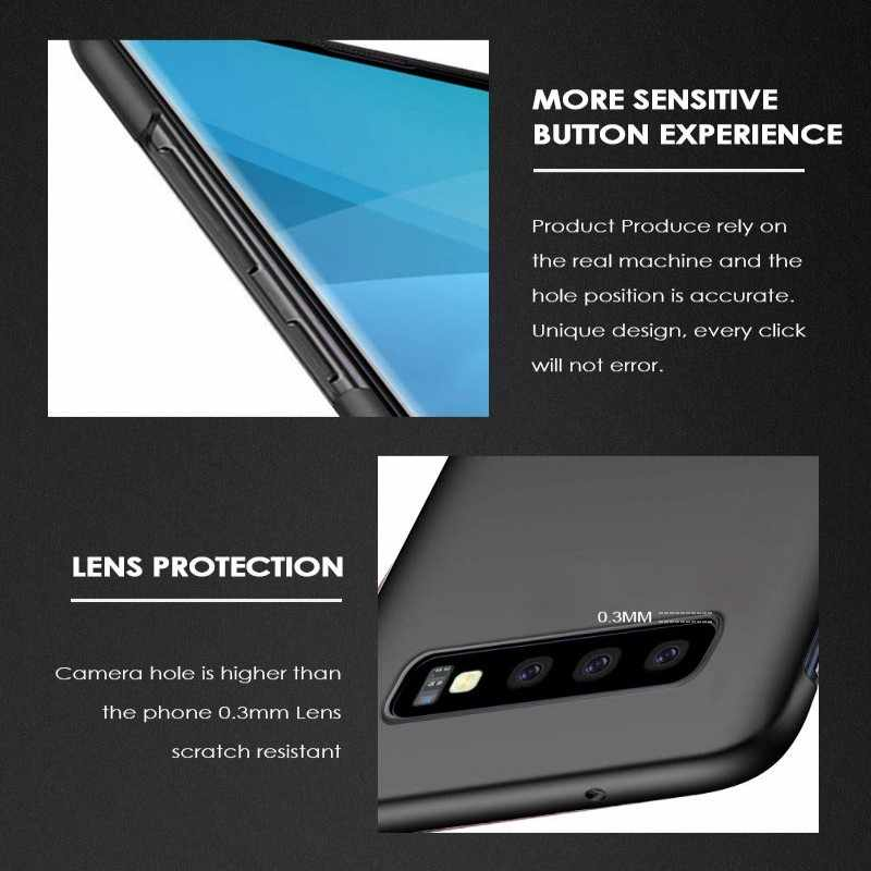 Чехол для samsung Galaxy S10e S10 Plus, противоударный чехол 360, полный корпус, Жесткий Чехол из поликарбоната для samsung Galaxy S9 S8 S7 S6 S5 Edge Plus