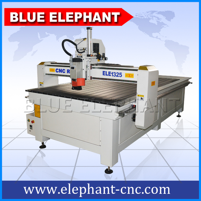 Ele 1325 Industrial Cnc Woodworking Machinery For Wood Furniture
