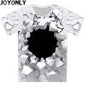 Crianças T 3D Camisa A99