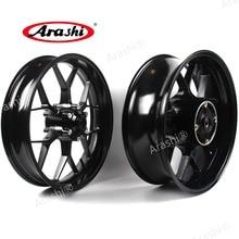 Arashi 1 Set Front Rear Wheel Rims For HONDA CBR600RR 2007 2017 Motorcycle Rims CBR600 CBR 600 RR 600RR 2014 2015 2016 2017