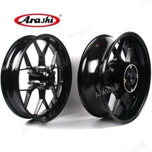 Image 1 - Arashi 1 Set Front Rear Wheel Rims For HONDA CBR600RR 2007 2017 Motorcycle Rims CBR600 CBR 600 RR 600RR 2014 2015 2016 2017