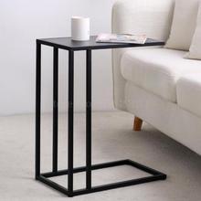 Маленький чайный столик в скандинавском стиле, маленький столик для гостиной, угловой диван, креативный столик и маленькая квартира