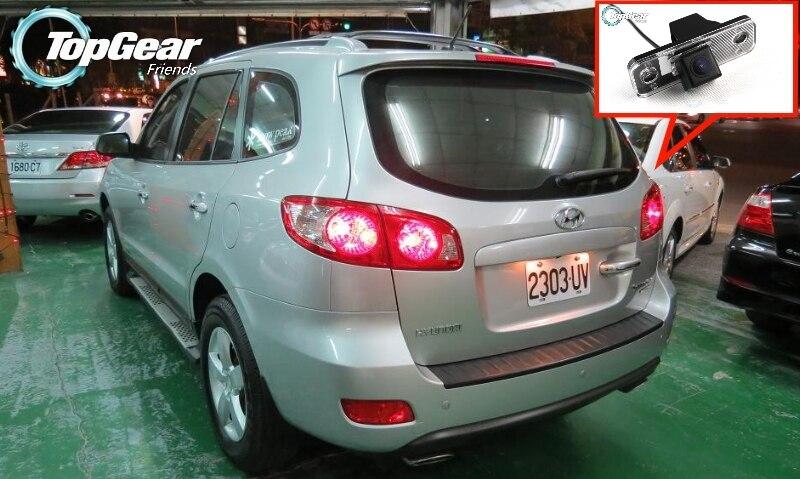 Car Camera For Hyundai Santa Fe 2006~2012 High Quality Rear View Back Up Camera For Top Gear Fans Use  RCA