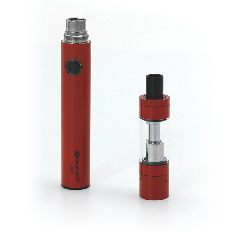 Original Kangertech Topevod Vape Kit With Kanger Top Evod Atomizer  1.7ml 650mAh Kangertech Top Evod Battery Vaporizer Kits-7