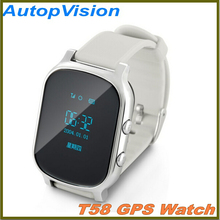 GPS watch tracker for kids child gps bracelet google map sos button gps bracelet personal tracker gsm gps locator
