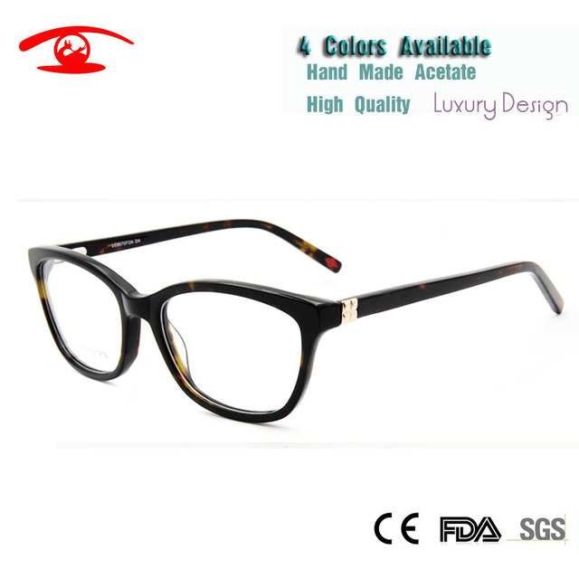 469acc72a514 Luxury Women s Designer Prescription Glasses Butterfly Shape Fashion  Glasses Frame Female High Quality Eyewear Rxable