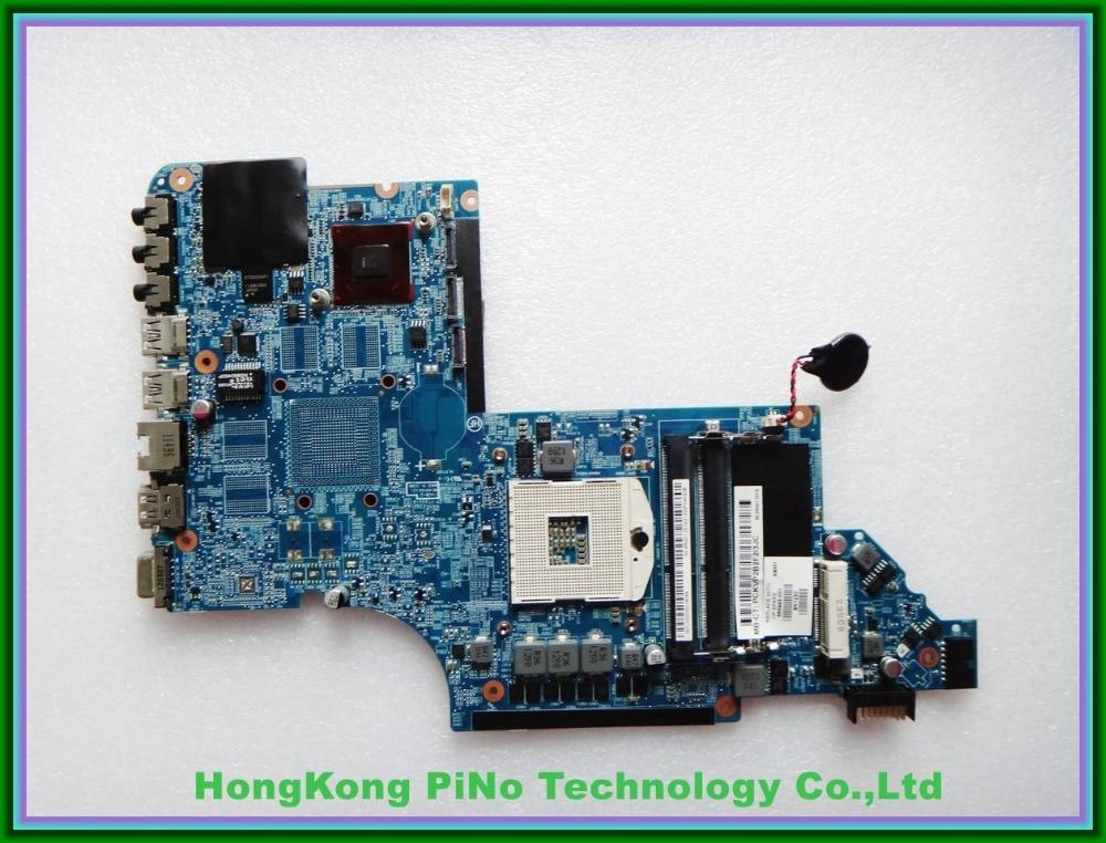Подробнее о 665993-001 for HP pavilion DV7 Mainboard DV7-6000 Notebook motherboard 100% Tested 60 days warranty 665993 001 laptop motherboard for hp pavilion dv6 6000 hm65 gma hd3000 ddr3 mainboard