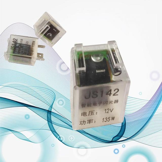 12 V JS142 LED Blinker Indicatior Licht Verbindung Intelligente ...