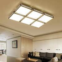 Di controllo remoto intelligente HA CONDOTTO LA luce di soffitto per il ristorante soggiorno e camera da letto tutte le case splendida lampada da soffitto in acrilico