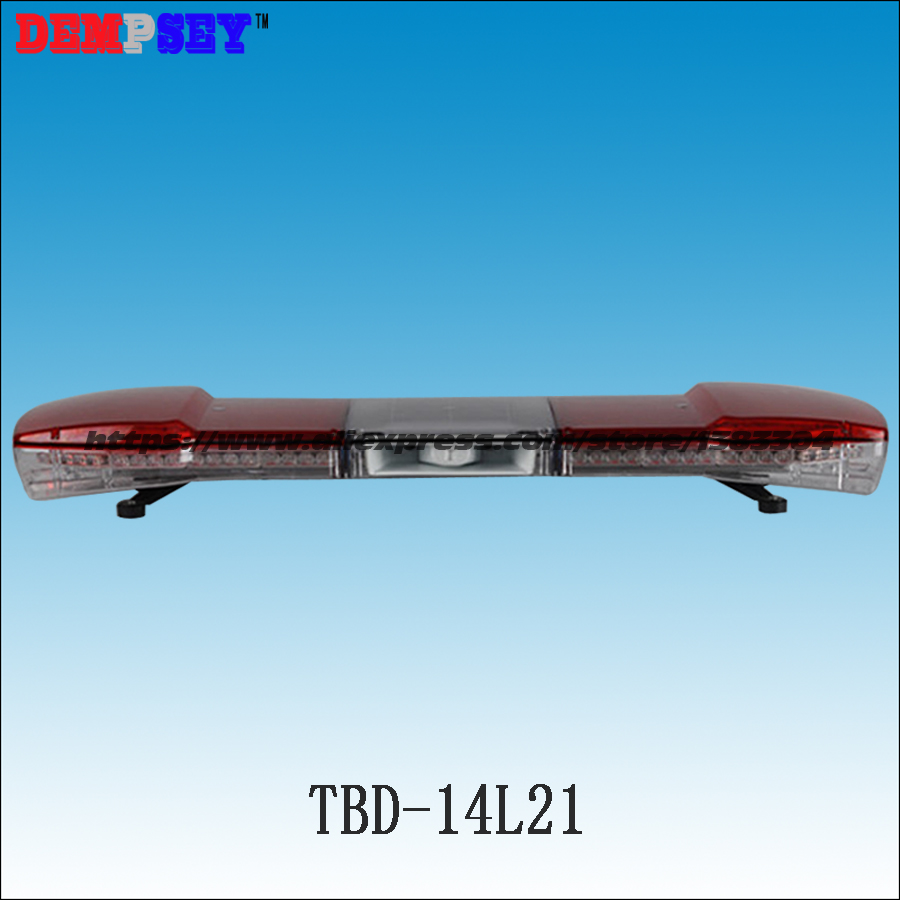 все цены на TBD-14L21 High quality DC12V/24V LED light bar with 100W speaker,fire/police light bar/emergency lightbar