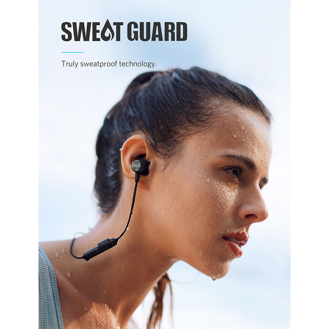 Bluetooth Sports Earphones with Microphone