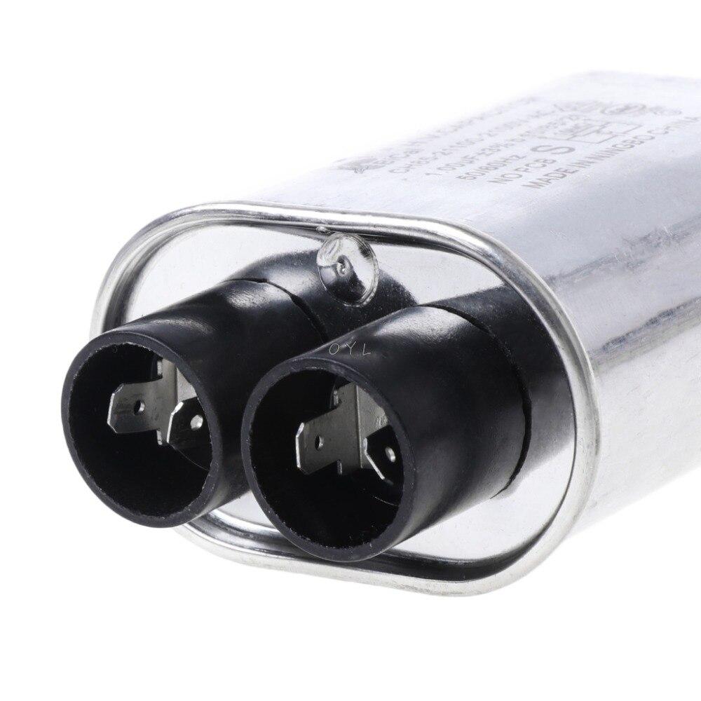 AC 2100 V Mikrowelle Hochspannung HV Kondensator 0,90 MicronFarad Ersatz Universal