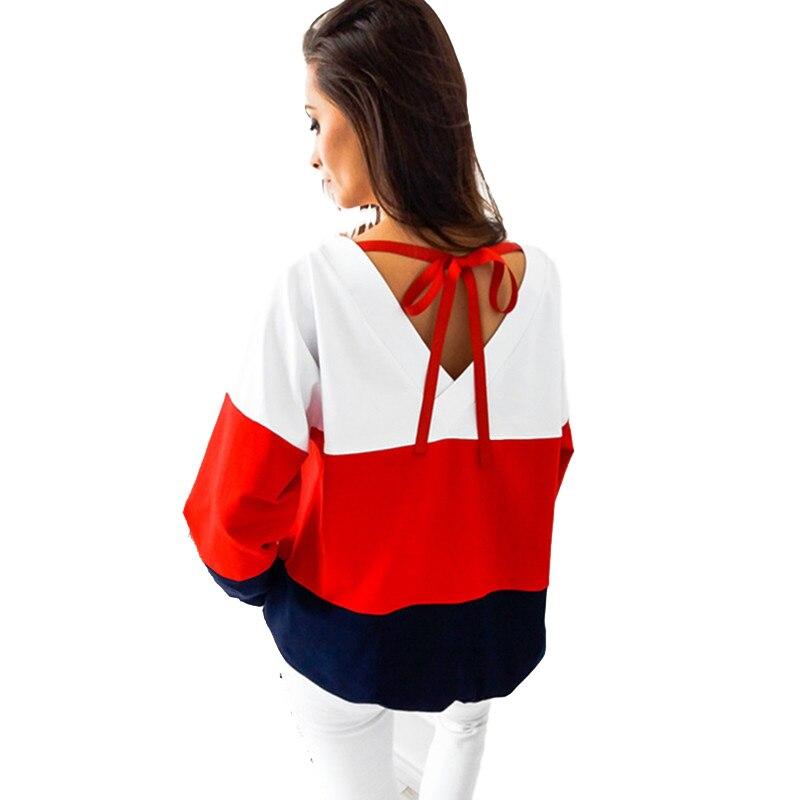 kawaii2017 New Arrival Women Spring Sweatshirts Fashion One-Neck Letter Printed Loose Hoodies Female Short Sweatshirt coat