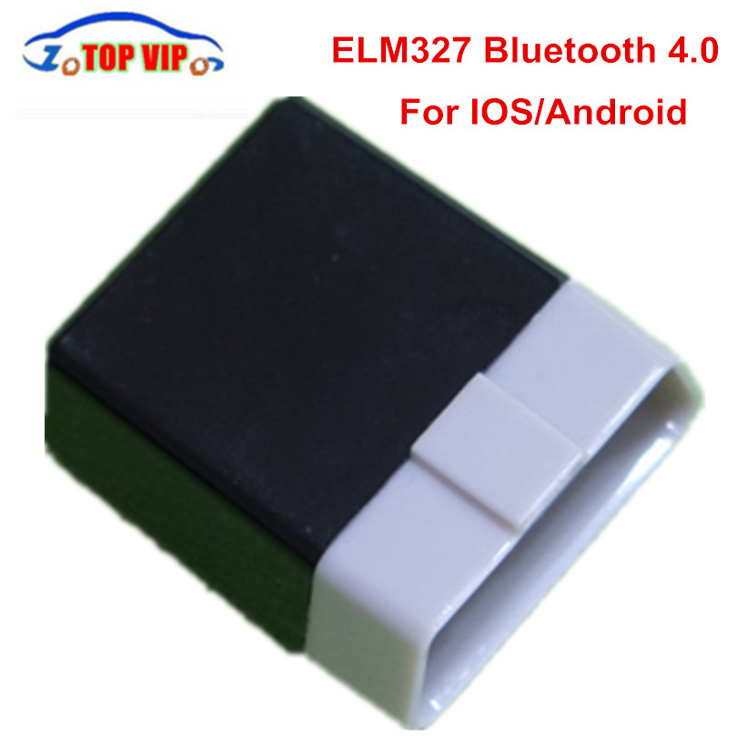 US $13 9 |2018 best price elm327 Bluetooth 4 0 for Android Torque app OBDII  scan tool elm 327 Support for Android/IOS free ship-in Code Readers & Scan