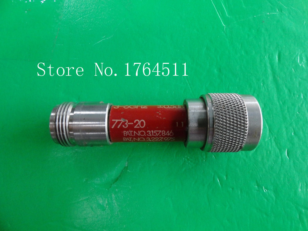 [BELLA] NARDA 773-20 DC-6GHz 20dB P:2W N Coaxial Fixed Attenuator