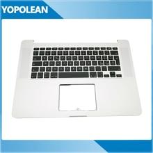 """Топ чехол для MacBook Pro retina 1"""" A1398 Topcase с итальянские изделия итальянская клавиатура MC975 MC976 2012 год"""