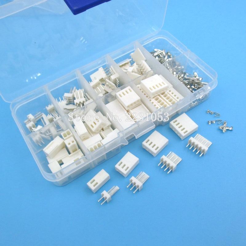 kf2510-kits-40-sets-kit-in-box-2p-3p-4p-5pin-254mm-pitch-terminal-housing-pin-header-connectors-adaptor