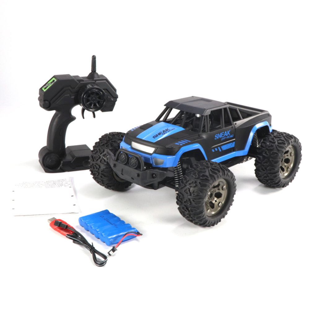 DEER MAN 1:12 Cross Country Vehicle 25KM/H 500mAh Remote Control Model Off-Road Vehicle Toy 2.4GHz Climbing Car Model ToyDEER MAN 1:12 Cross Country Vehicle 25KM/H 500mAh Remote Control Model Off-Road Vehicle Toy 2.4GHz Climbing Car Model Toy