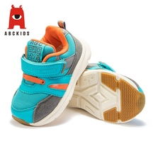 ABC KIDS Sneakers Children Casual Shoes Fashionable Net Breathable Boy Girl Soft Sole Sports