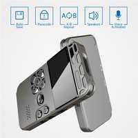 Profesjonalny dyktafon cyfrowy 8G o dużej pojemności za pomocą jednego przycisku narzędzie do nagrywania USB akumulator redukcja szumów dyktafon