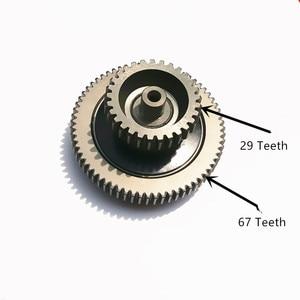 Image 2 - For Loncin YF300 CR6 YF 300 Chain Drive Engine Starter Motor Gear Dual Link Gear Drive Gear Main & Counter Gear