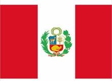 free  shipping  xvggdg   NEW  Peru  Flag 3ft x 5ft Hanging Peru Flag Polyester standard Flag Banner robert kirkman yanick paquette serge lapointe stephane peru ultimate x men 87