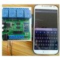 AC 110 V 220 V 5 V Relé Do Bluetooth Módulo Do Motor Interruptor de Controle Remoto Do Telefone Móvel Android APP