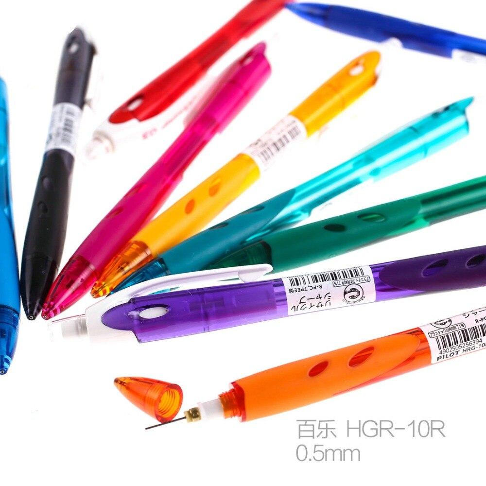 Pilot Hrg 10r Otomatis Kegiatan Pensil Spec Dan Daftar Uchii Paket Buku Memo Notebook A5 Craft Paper Mekanik Kayu Percontohan Warna 05mm Jepang 10 Tubuh Kantor