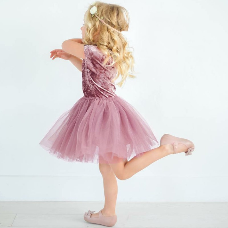 Baby Girls Dress Cute Mesh Tutu Dress For Girl Princess Dresses Children Costume For Kids Girls Clothes
