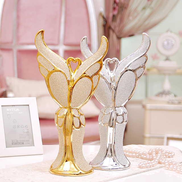 Animal brief modern new homes home decoration ceramic aesthetic double