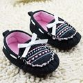 2015 New 18 Kinds Of Cool Soft Cotton Solid Shallow Infant New Born Baby First Walkers Casual Baby Shoes For Baby 0-18months