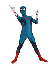 Deku Spider-man Spider-Deku Halloween Party Bodysuit Cosplay Spiderman Costumes Lycra Superhero Jumpsuits Zentai Suit spiderman cosplay lycra zentai costumes muscles costume custom made tights adult catsuit men spiderman costumes new kids