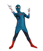 Deku Spider man Spider Deku Halloween Party Bodysuit Cosplay Spiderman Costumes Lycra Superhero Jumpsuits Zentai Suit