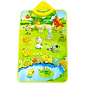 Baby Play Mats Educational Kids Toys mat mat for Children Farm Animals Sound Cognitive Chart Music Game Carpet for Baby Toys