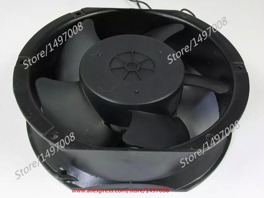 Emacro G17050HA2BL AC 220/240V 50/60HZ 170x170x50mm Server Round fan ebmpapst a6e450 ap02 01 ac 230v 0 79a 0 96a 160w 220w 450x450mm server round fan outer rotor fan