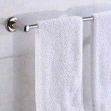 Держатель для полотенец из нержавеющей стали для ванной, держатель для туалетной комнаты, стеллаж для хранения принадлежностей 40 см 50 см 60 см 70 см 80 см