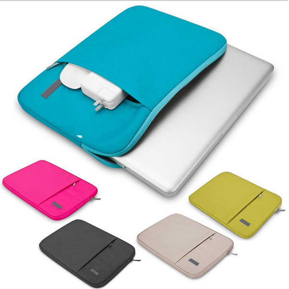 מחברת תיק עבור Lenovo Dell HP Asus Acer Mac Macbook Air 11 12 13 15.4 אינץ מחשב נייד שרוול לשאת תיק Case כיסוי