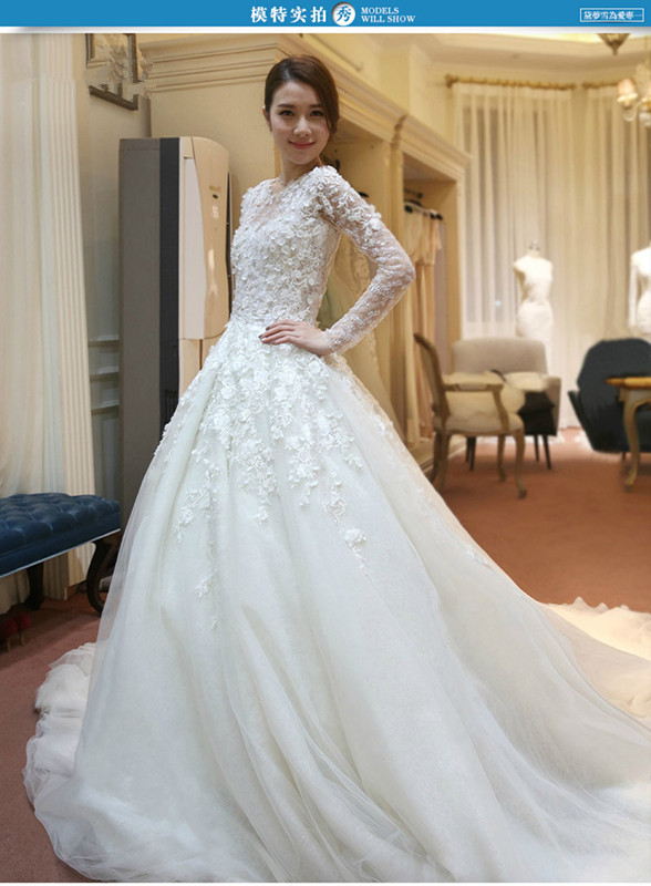 Online buy wholesale muslim wedding dresses from china for Cheap muslim wedding dresses