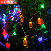5m 20leds Holiday lights Creative Funny Friut Led L