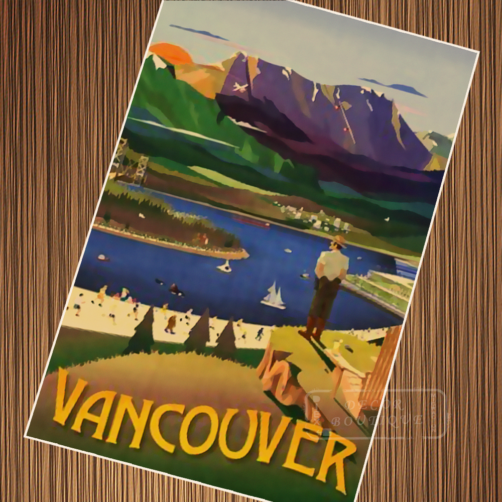 Buy vancouver wall decor and get free shipping on AliExpress.com