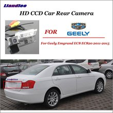 Liandlee For Geely Emgrand EC8 2011-2015 / Car Rear View Back Backup Camera Rearview Reverse Reversing Parking Camera цена