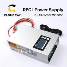 Оригинальный Интеллектуальный Reci P12 CO2 лазерной Питание 80 Вт 90 Вт 110 В 220 В для RECI CO2 лазерной трубки w1 S2 W2 Z2