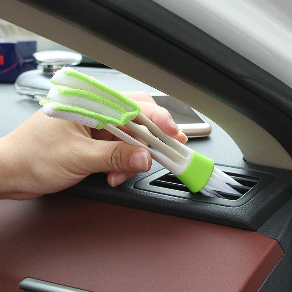 Pielęgnacja samochodu szczotka do czyszczenia akcesoria do czyszczenia samochodów dla Peugeot RCZ 206 307 406 407 207 208 308 508 2008 3008 4008 6008 301 408