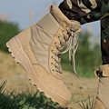 Laite Hebe Delta Tactical Shoes Military Boots 2017 New SWAT Combat Boots Outdoor Army Shoes Waterproof Boots Hiking Men LH186-4