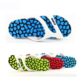 2016 Hot Summer EVA Shoes Fashion Flip Flops Men Sandals Male Flat Summer Beach Slippers Slides Size 36 - 45 SM413