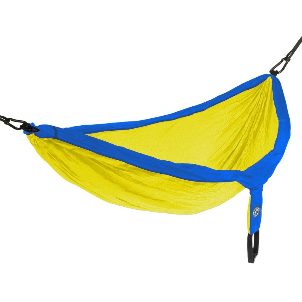 popular modern baby swingbuy cheap modern baby swing lots from  - modern outdoor hamacas tent portable blue nylon rope camping hammock beachchair hook baby swing survival
