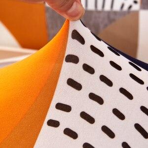 Image 5 - Geometrische All inclusive Klapp Sofa Bett Abdeckung Elastische Stretch Enge Wrap Sofa Schutzhülle Couch Abdeckung Ohne Armlehne copridivano